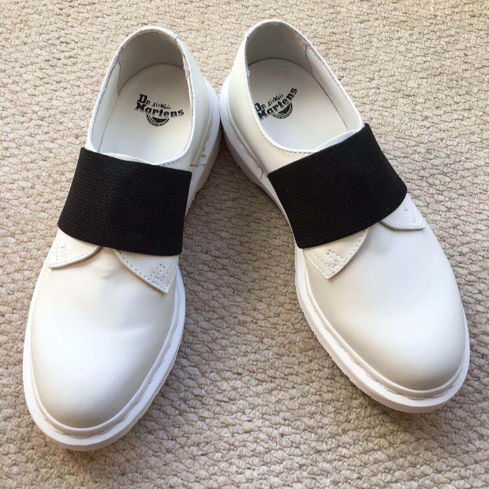 Femmes Dr. Martens' 1461 ELT modèle  Chaussures, blanc, Taille UK 4, EU 37, Entièrement Neuf dans sa boîte