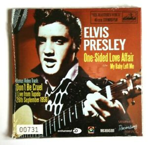 NEW-Elvis-Presley-My-Baby-Left-Me-CD-Single-EP-731