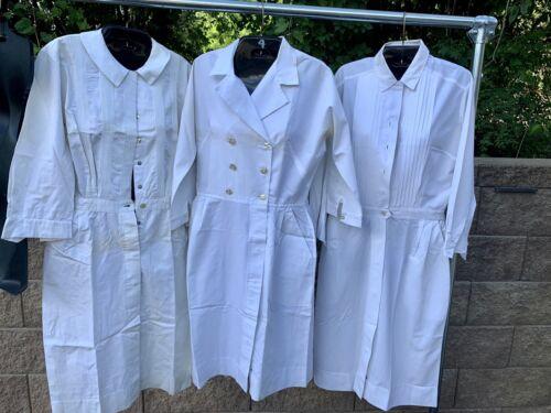 Vintage Tiffiny Nursing Nurse Uniforms Dress
