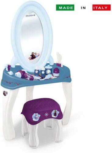 Frozen 2 Specchiera con gambe e sgabello  GG02410  Grandi giochi