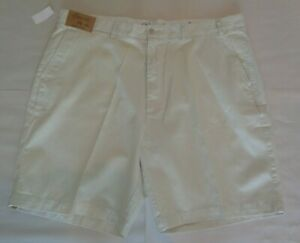 Casuals-Roundtree-amp-Yorke-Size-46-Tall-RELAXED-FIT-String-Cotton-New-Mens-Shorts