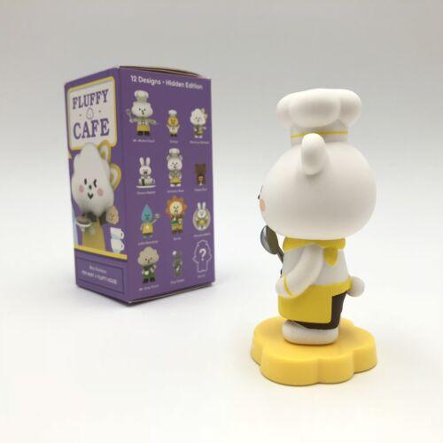 POP MART FLUFFY HOUSE Mini Figure Designer Toy Figurine Cafe Bear