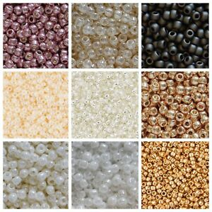 Toho-Size-11-0-Japanese-Seed-Beads-10g-Also-available-in-5g