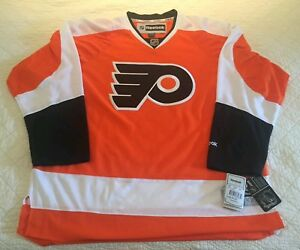 df9747d6b 100% Authentic New With Tags Mens XXL Philadelphia Flyers Reebok ...