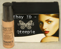 Luminess Air - Airbrush Foundation Shade F5 - .55 Oz Bottle - Matte Finish