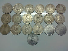 2 Rupees 19 Different Commemorative Coins