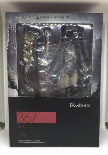 Figma 367 Bloodborne Hunter PVC Action Figure Giocattolo Nuovo in Scatola 15cm