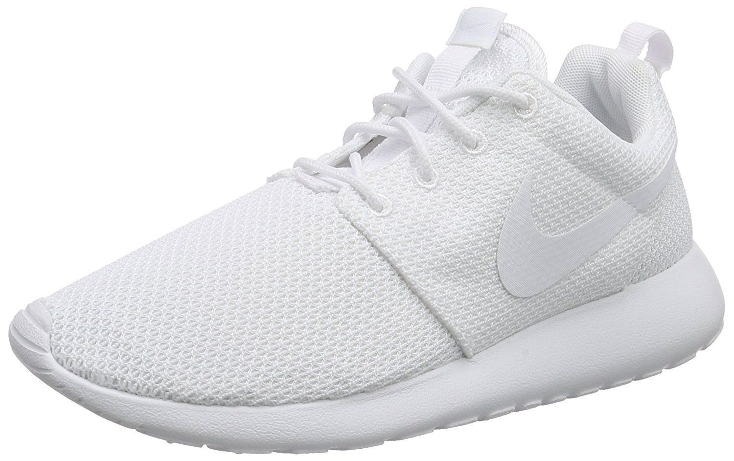 Men's Nike Roshe One Running shoes White White Sizes 8-12 New In Box 511881-112