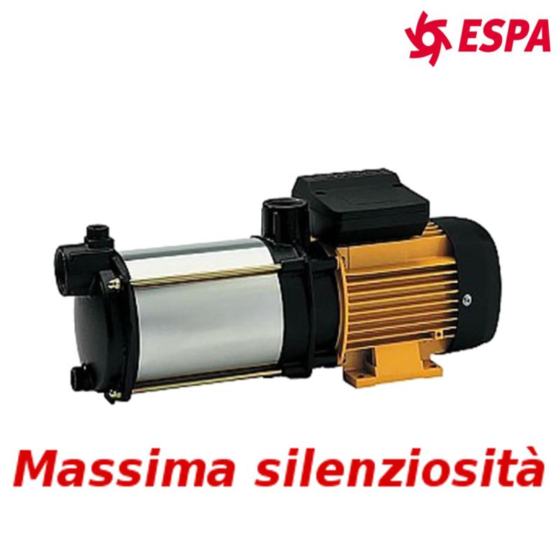 acquista marca POMPA ELETTROPOMPA ELETTROPOMPA ELETTROPOMPA MULTISTADIO PRISMA 15-3M HP 0,5 ESPA SUPER SILENZIOSISSIMA  grandi risparmi