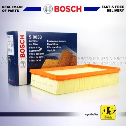 Bosch Filtre à air S0033 pour NISSAN NP300 Navara 2.5 3.0 Pathfinder 2.5 3.0