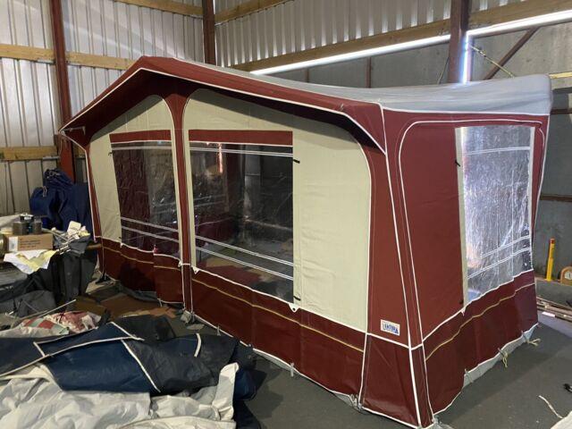 VENTURA Atlantic Verde Caravan Awning Size 950 for sale | eBay