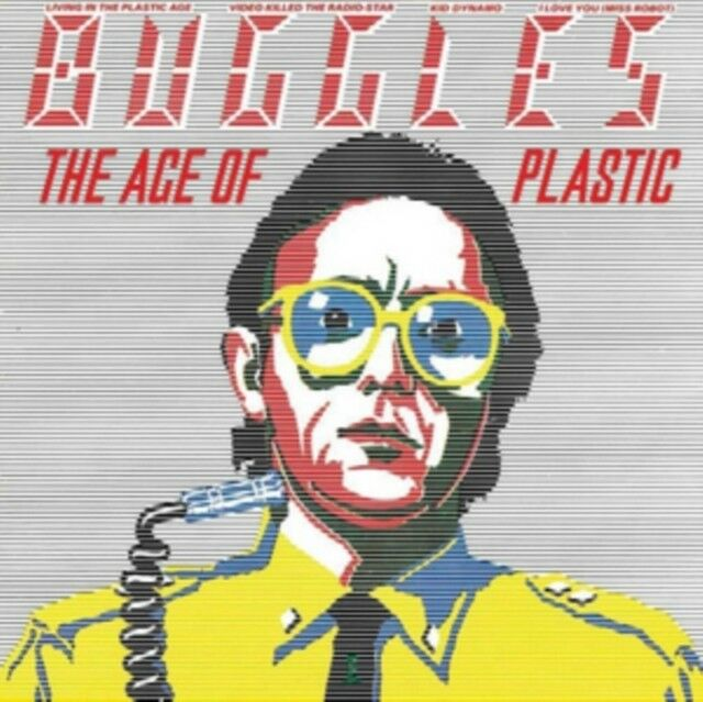 Buggles, The - The Age Of Plastic NEW LP