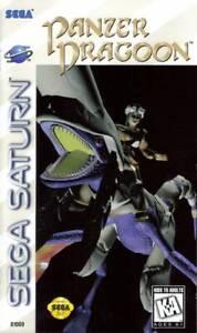 Panzer-Dragoon-Sega-Saturn-Great-Condition-Fast-Shipping
