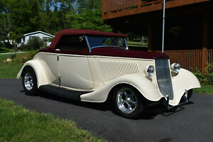 1933 Ford Roadster Street Rod Hot Rod