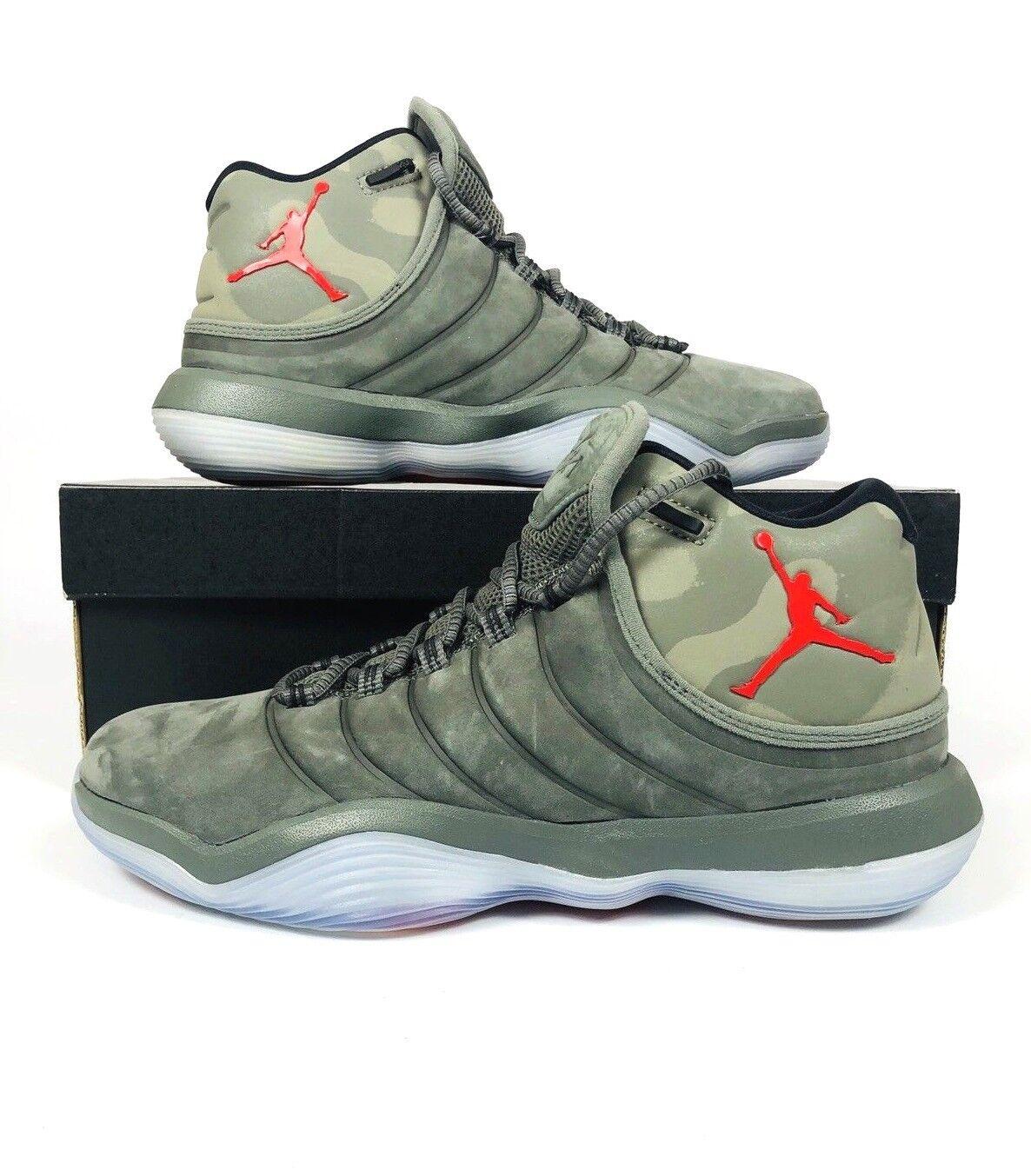 128a272f06533 Nike Air Jordan Jordan Jordan Superfly 2017 Men s Basketball shoes 921203-051  Size 8 8a8298