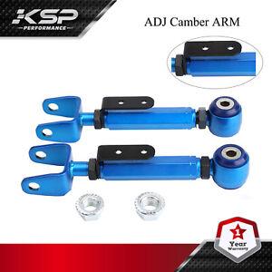Rear-Control-Arm-Camber-Kit-Alignment-Adjustable-Fit-Honda-CRV-02-06-Element