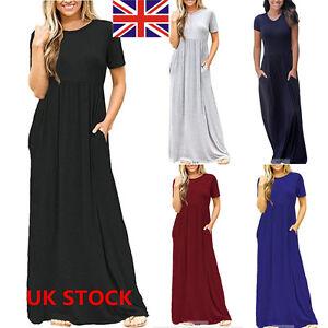 b98d0bbe1263 Image is loading Plus-Size-Women-Oversized-Summer-Loose-Short-Sleeve-