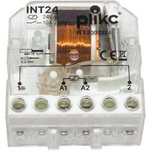 Relè elettromeccanico ad impulsi (Interruttore 24V) - Plikc INT24