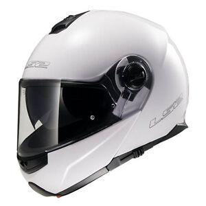 Casco-de-moto-modular-LS2-FF325-Strobe-Blanco