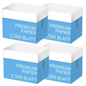 10-000-Blatt-Kopierpapier-DIN-A4-80g-m-weiss-Qualitaets-Druckerpapier-10000-Weiss