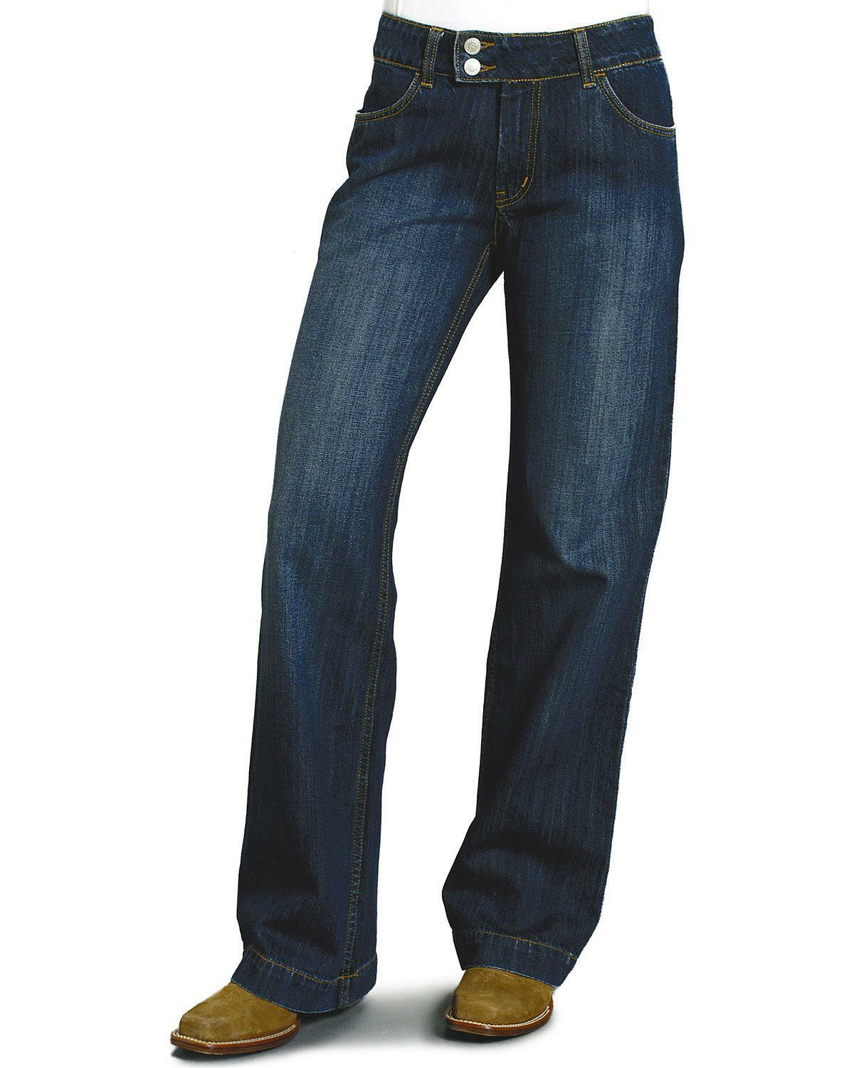 Stetson Women's 214 Fit City Trouser Jeans  - 11-054-0202-0130 BU