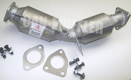 Fits INFINITI FX35 3.5L Catalytic Converter 2003 2004 2005 2006 Passenger side