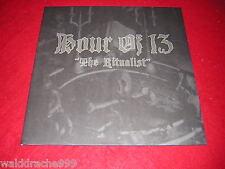 Hour of 13 - The Ritualist, Purple Vinyl LP 2010, lim 340 copies rare 1. Press