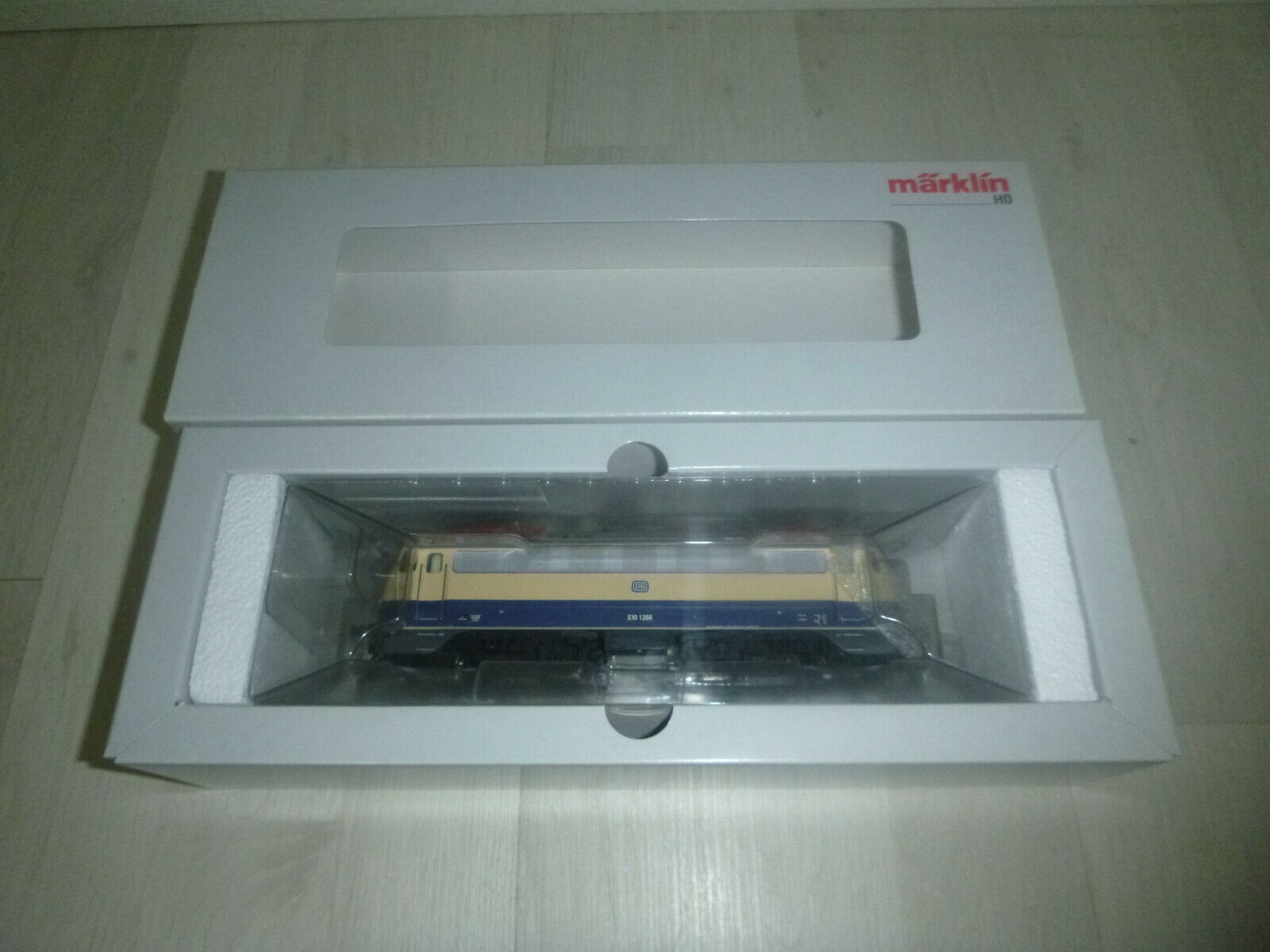 Märklin 39121 Locomotive Électrique E 10.12 Rheingold Top