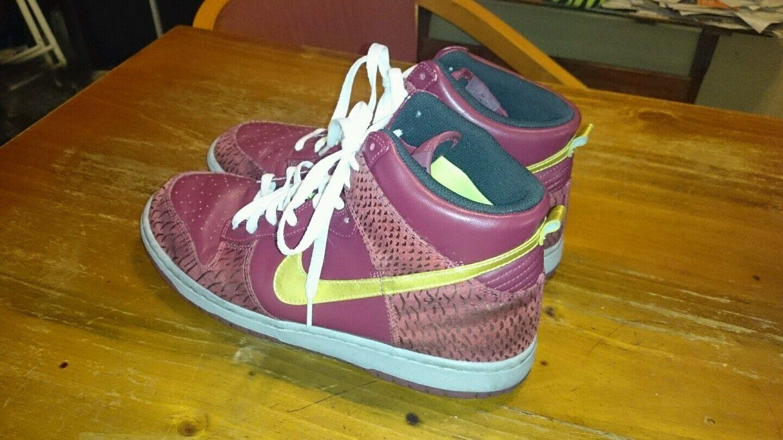 Nike Dunk High Premium Eddie Cruz UNDFTD USC Trojans Comfortable