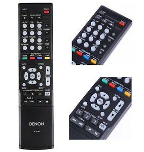 NEW DENON REMOTE CONTROL FOR AVR-1612 AVR1613 AVR1713 2312 ...