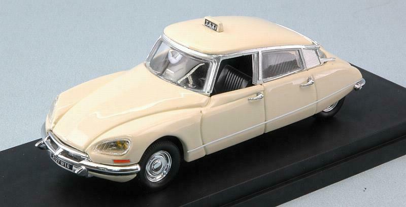 Citroen DS21 Taxi Paris 1969 1 43 Rio 4574
