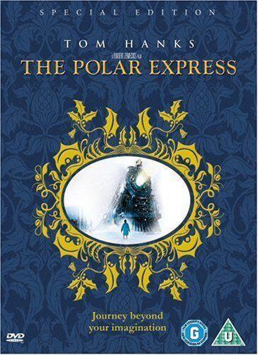 1 of 1 - The Polar Express - Special Edition (2004) Tom Hanks, Brenda King New UK R2 DVD