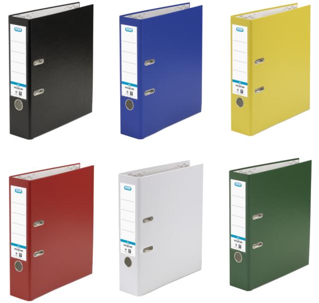 Elba Ordner smart Pro (PP/Papier) - A4, 80 mm, Farbe wählbar