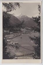 AK St. Anton am Arlberg, Panorama, Foto-AK 1930