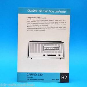 Carino-530-Kleinsuper-DDR-1967-Prospekt-Werbung-Werbeblatt-DEWAG-R2-C
