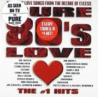 Pure 80s Love The Number 1 Hits 0044006961224 CD