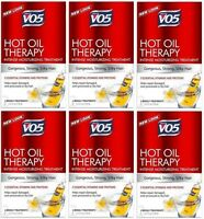 Alberto Vo5 Moisturizing Hot Oil Treatment, 0.5 Ounce, 2-count Tubes (6 Pack) on sale