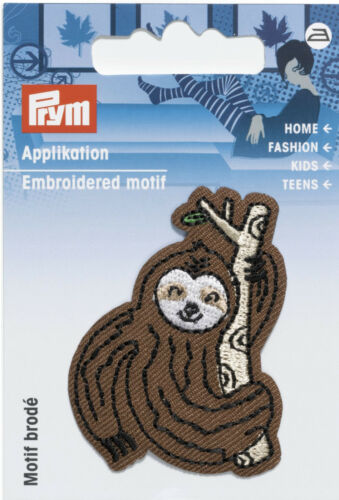 923224 Brown//Black Item No Prym Application Sloth