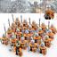 21pcs-Game-of-Thrones-Minifiguren-Baratheon-Armee-Militaer-Figur-fuer-LEGO-Minifigur Indexbild 19