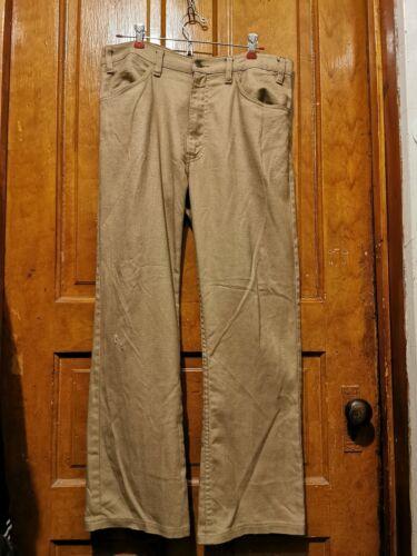 Levi's Sta Prest jeans pants 1960s Black & Gold ta