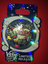 Mickey Mouse Pin Walt Disney Very Merry Christmas Party 2016 Limited