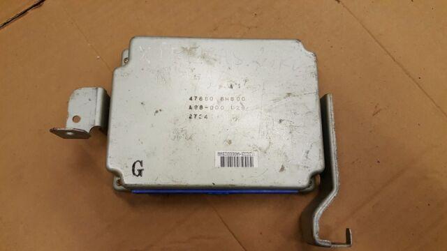 NISSAN X-TRAIL ABS CONTROL UNIT MODULE 478508H800