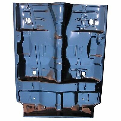GM A-Body 1968,1969,1970,1971,1972 Full Floor Pan Assembly With 3 Braces