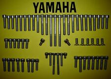 Yamaha V-MAX VMAX SS Edelstahl Motor Abdeckkappe Sechskantschrauben Set Neu