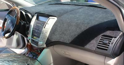 Fits Toyota Sienna 2011-2014 Sedona Suede Dash Board Cover Mat Black