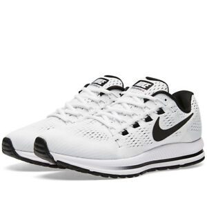 cheap for discount 1da8a d3323 Image is loading Nike-Air-Zoom-Vomero-12-Running-Shoes-White-