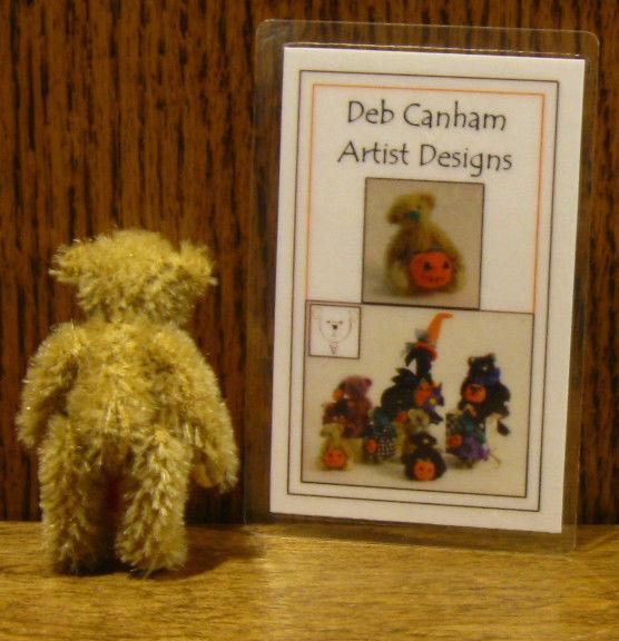 DEB CANHAM Artist Designs TAFFEE, Pumpkin Pumpkin Pumpkin Gang Coll. 2.25  LE From Retail Store 9d0524