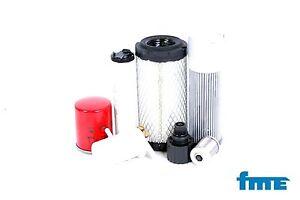 FILTERKIT Kubota B1121 B1161 B1181 Ölfilter Luftfilter Dieselfilter Dichtung