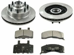 Front-Brake-Pad-and-Rotor-Kit-S966FT-for-C1500-Suburban-C2500-C3500-C3500HD