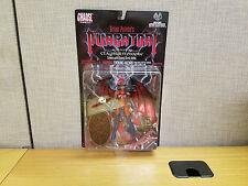 Chaos Comics Metallic Purgatori figure, Moore Action Collectibles, New!
